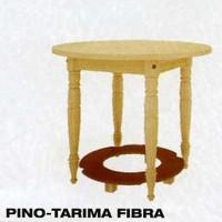 MESA CAMILLA PINO-FIBRA