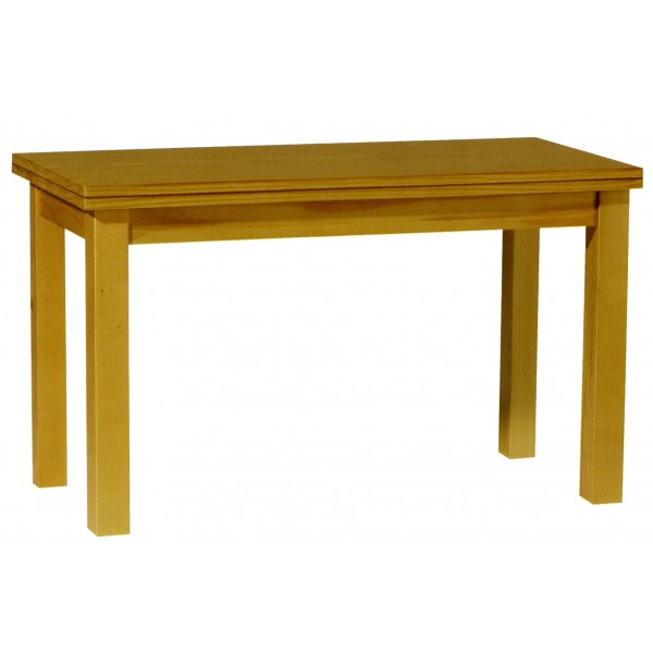 Mesa de cocina extensible de madera - Mesas de cocina de madera extensibles ...