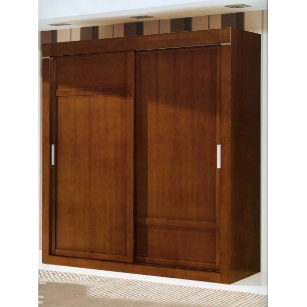 Casas cocinas mueble puertas correderas de armario for Armarios baratos leroy merlin