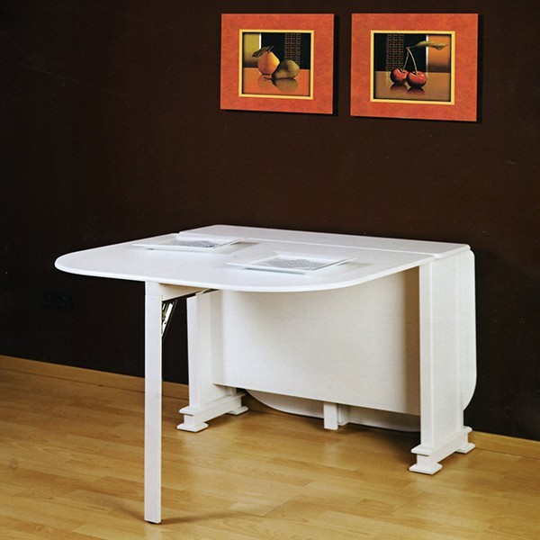mesa de alas abatibles clasica moderna en madrid
