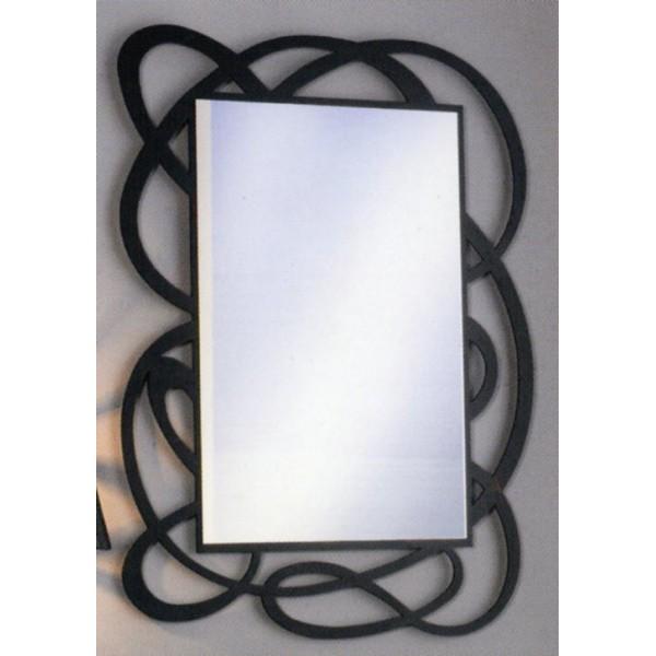 Espejo pared forja muebles mobelsanz for Oferta espejo pared