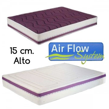 COLCHONETA VISCOELÁSTICA AIR FLOW