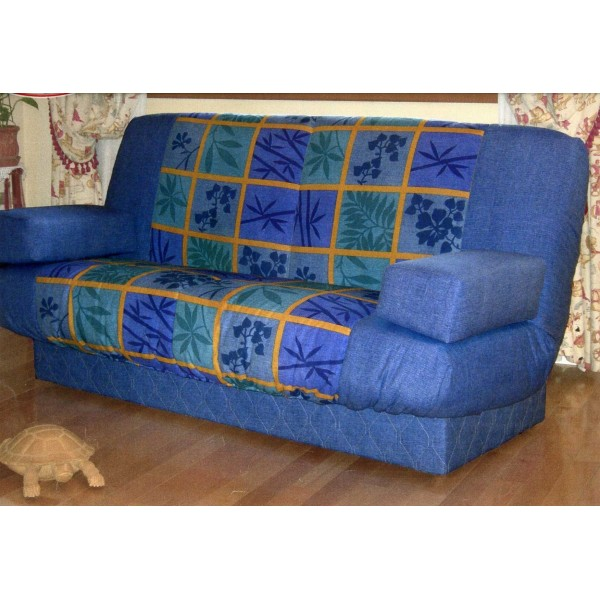 Sofa cama click clack for Sofa cama clic clac conforama