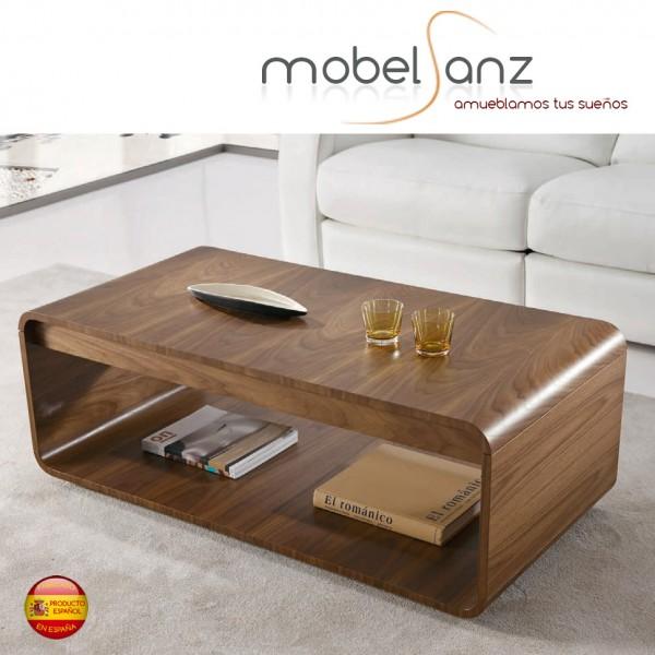Mesa de centro elevable moderna de madera - Mesa camilla moderna ...