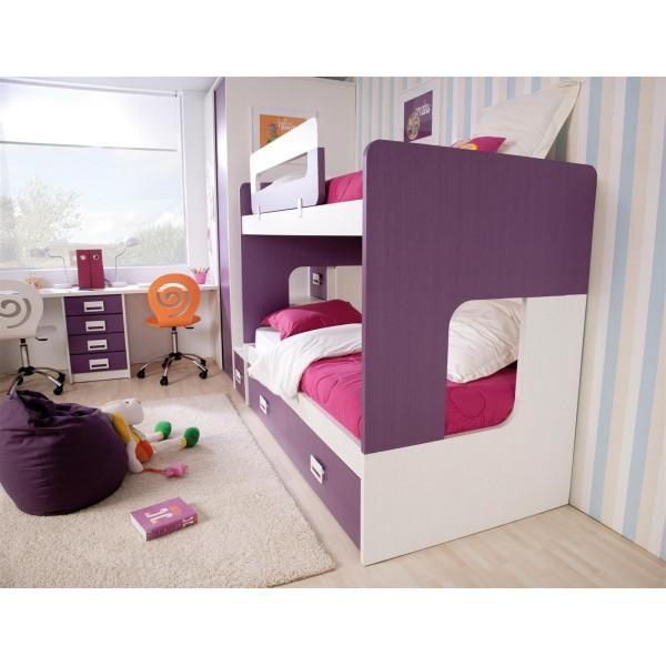 Composici n litera juvenil muebles mobelsanz for Escritorios dobles juveniles