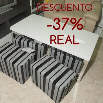 MESA DE CENTRO ELEVABLE LIQUIDACIÓN