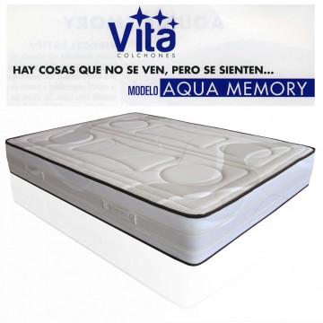 COLCHÓN VISCO AQUA MEMORY
