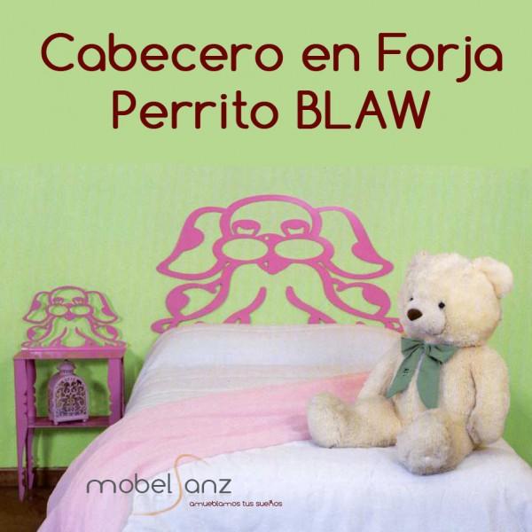 Cabecero de forja infantil barato blaw - Cabeceros ninos ...