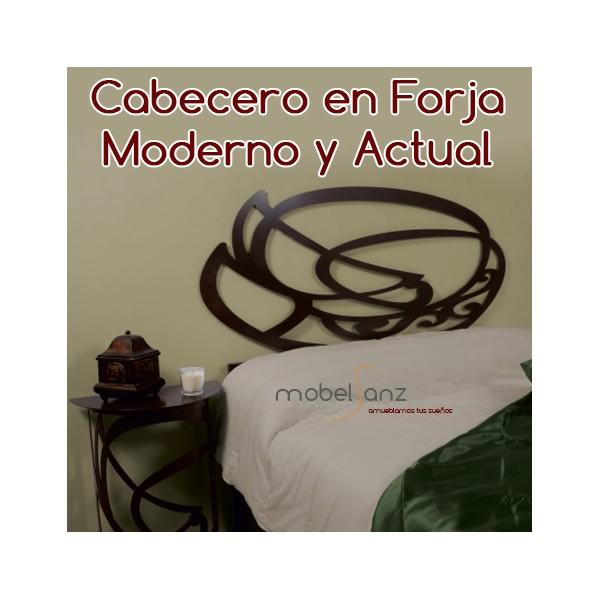 Cabecero de forja moderno barato - Cabecero forja moderno ...