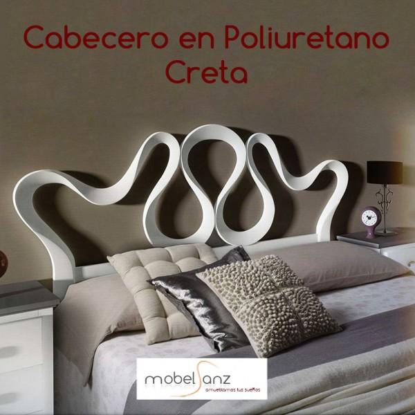Cabecero en forja moderno y original de calidad - Cabeceros forja modernos ...