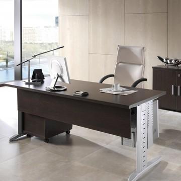 Mesa de despacho o escritorio para oficina