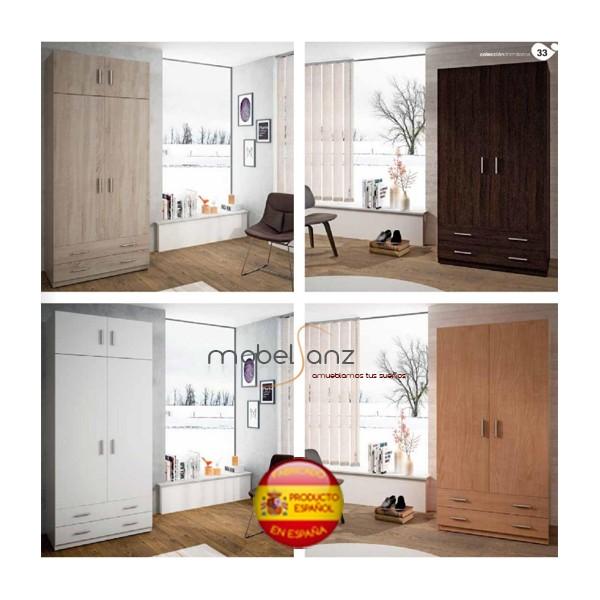 Adesivo Porta De Barbearia ~ armario juvenil de 2 puertas lisas abatibles con 2 cajones barato