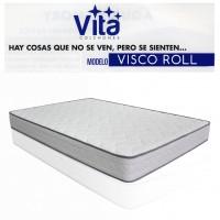 COLCHÓN VISCO ROLL