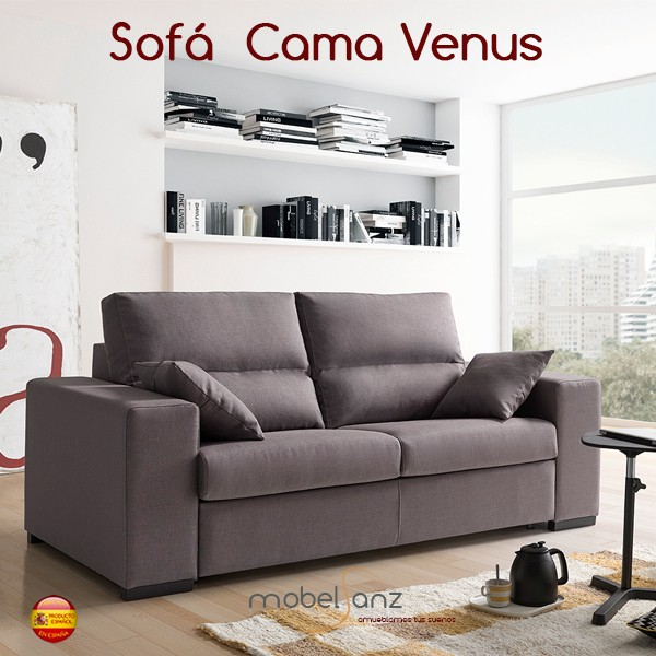 Sofa cama italiano venus for Sofas cama diseno italiano ofertas