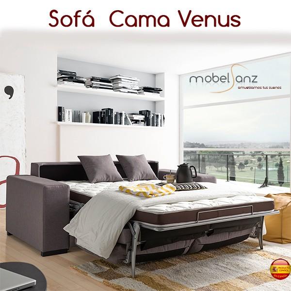 Sofa cama italiano venus for Sofa cama estilo italiano