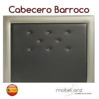 CABECERO POLIPIEL BARROCCO