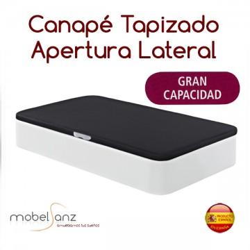 CANAPÉ TAPIZADO APERTURA LATERAL