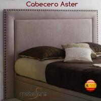 CABECERO POLIPIEL ASTER
