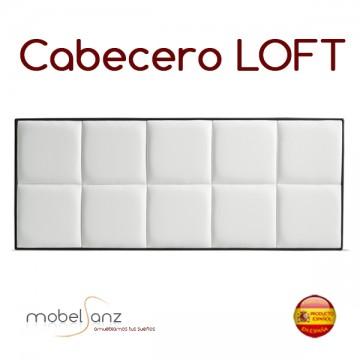 CABECERO POLIPIEL LOFT