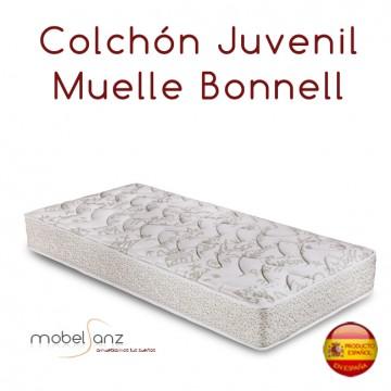 COLCHÓN JUVENIL DE MUELLES BONELL