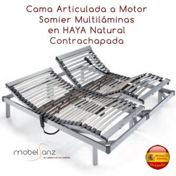 CAMA ARTICULADA A MOTOR NEOX