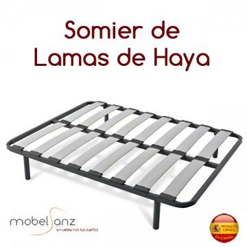 SOMIER DE LAMAS DE HAYA KEROS