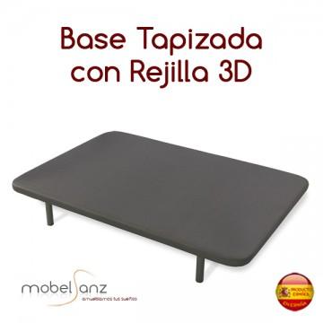 BASE TAPIZADA EN REJILLA 3D