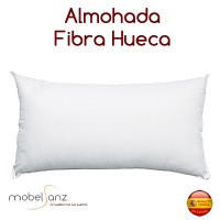 ALMOHADA DE FIBRA HUECA SILICONADA