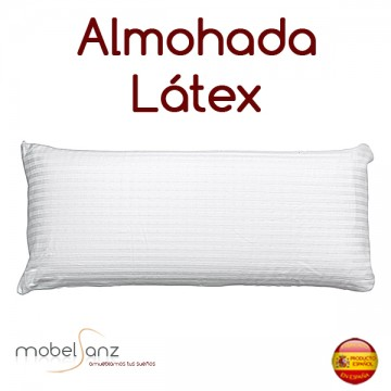 ALMOHADA DE LÁTEX NATURAL
