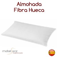 ALMOHADA FIBRA HUECA SILICONADA