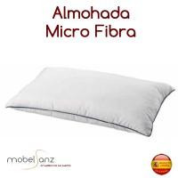 ALMOHADA DE MICROFIBRA