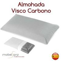 ALMOHADA VISCOELÁSTICA CARBONO