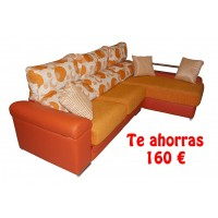 CHEISELONGUE + 3 PLAZAS
