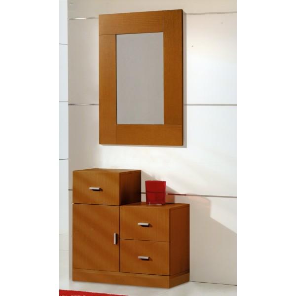 espejo de pared moderno muebles mobelsanz