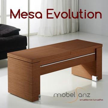 MESA DE CENTRO 4 POSICIONES EVOLUTION