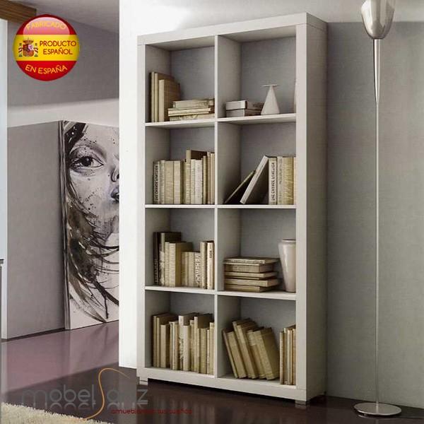Librerias estanterias modernas sobuy moderna estantera for Librerias salon modernas