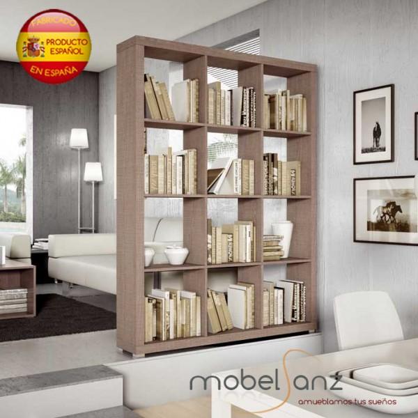 librera estantera moderna
