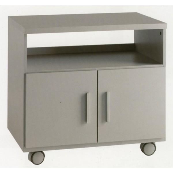 Modulo armario auxiliar para impresora de oficina con for Impresoras para oficina