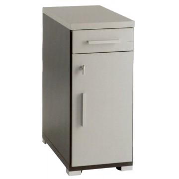 Modulo armario auxiliar para cpu con puerta