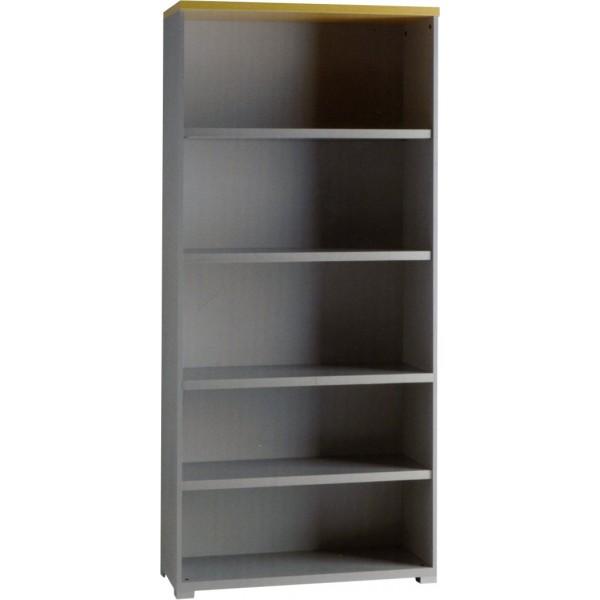 Libreria estanteria de suelo sin puertas - Puertas para estanterias ...