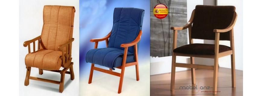 Sillones y butacas muebles mobelsanz - Butacas comodas ...