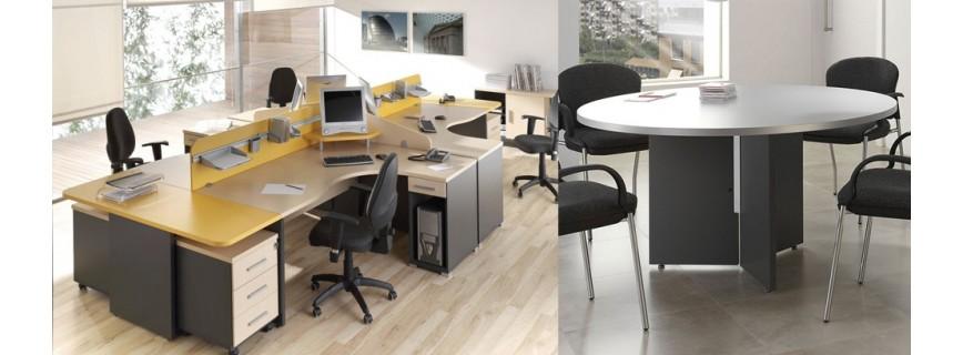 Mesas de Oficina - Muebles MobelSanz