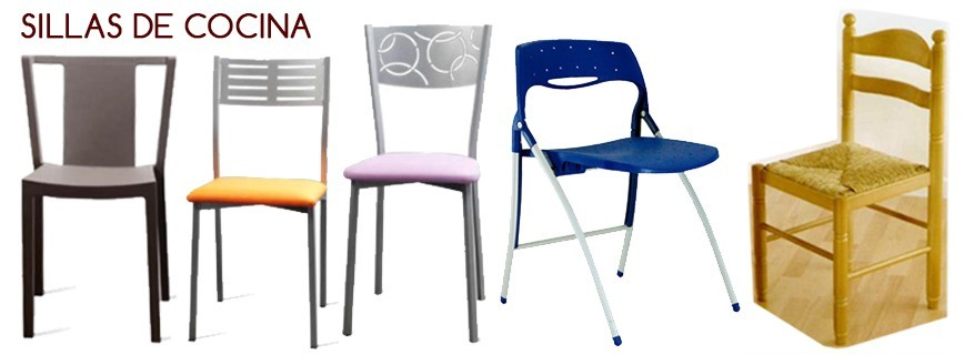 Comprar sillas online - Muebles MobelSanz